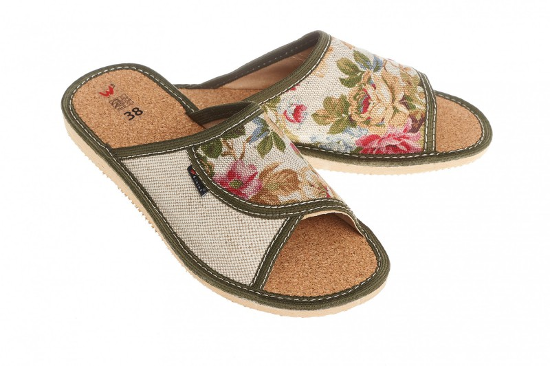 Pantofle damskie model 069 - 1