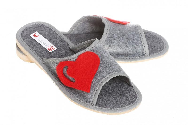 Pantofle damskie model 116 - 1