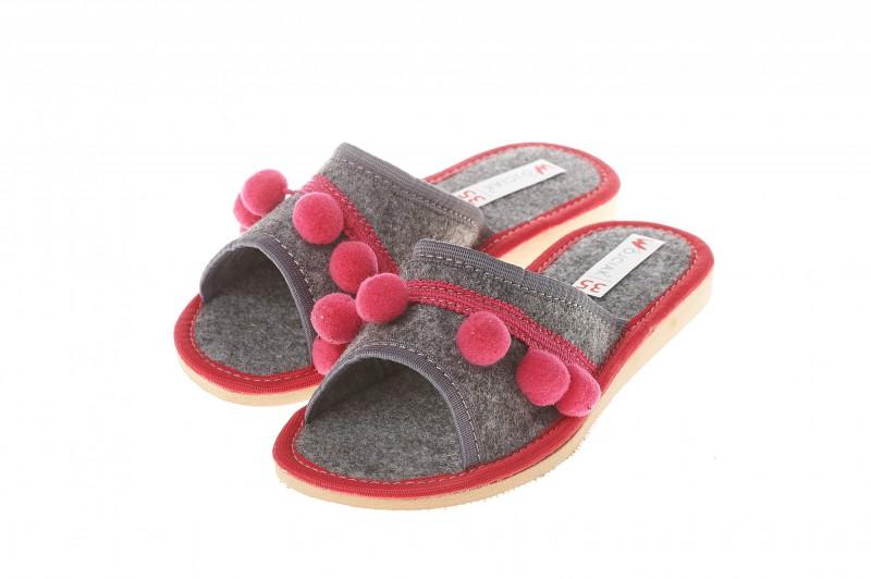 Pantofle damskie model 121 - 3