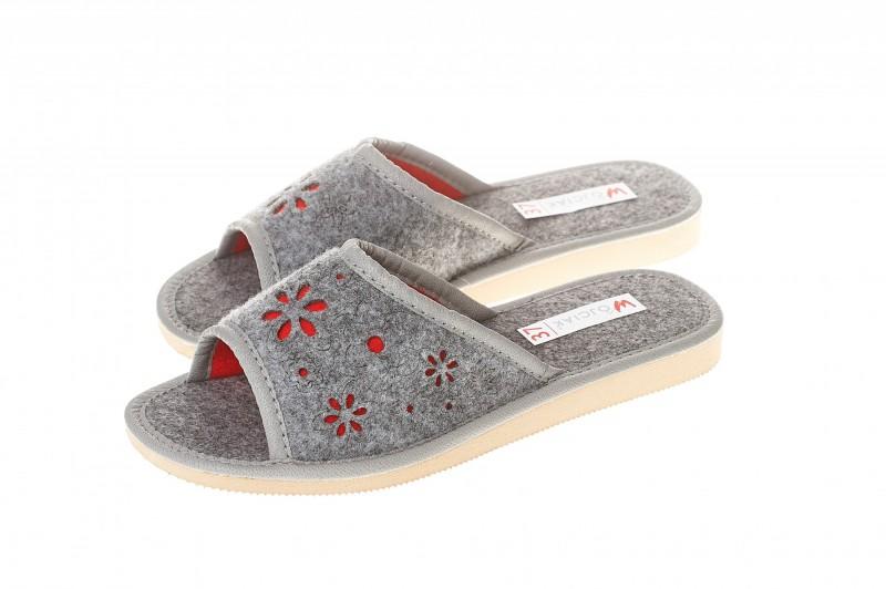 Pantofle damskie model 123 - 3