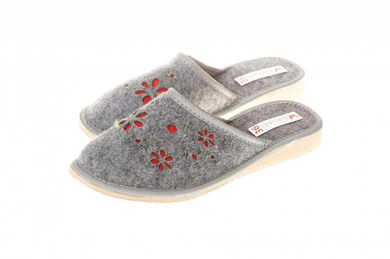 Pantofle damskie model 124 - 3