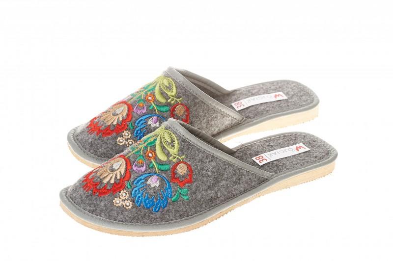 Pantofle damskie model 126 - 3