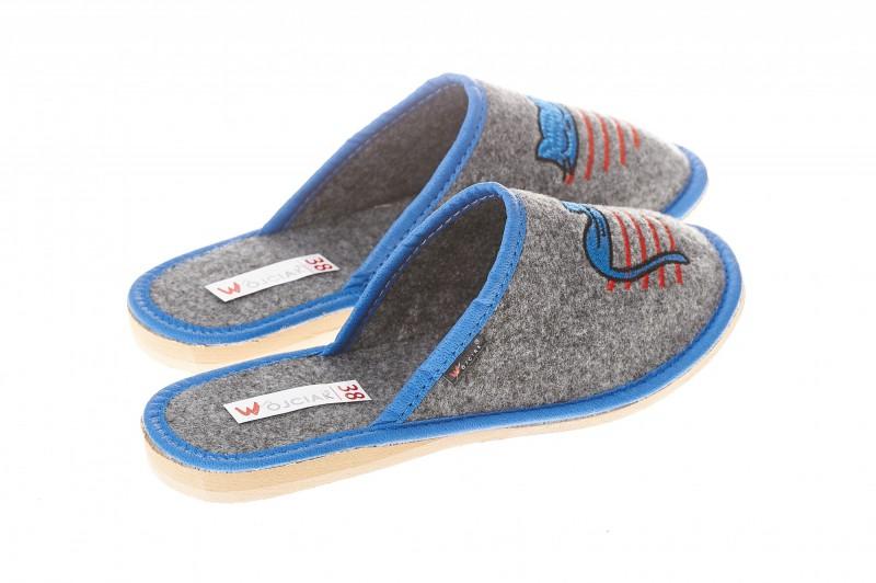 Pantofle damskie model 127 - 2