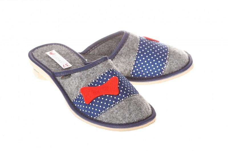 Pantofle damskie model 128 - 1
