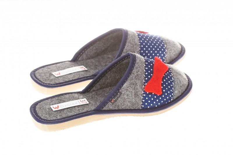 Pantofle damskie model 128 - 2