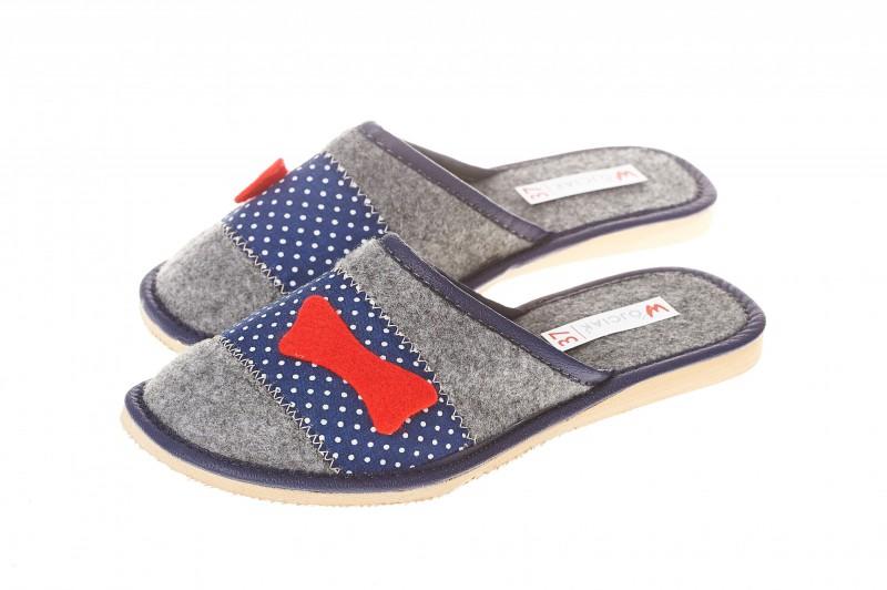 Pantofle damskie model 128 - 3