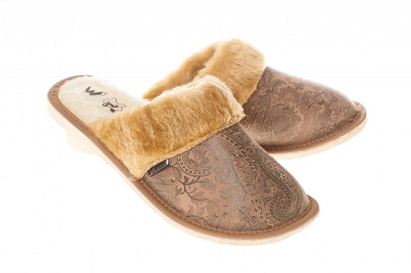 Pantofle damskie model 204 - 1