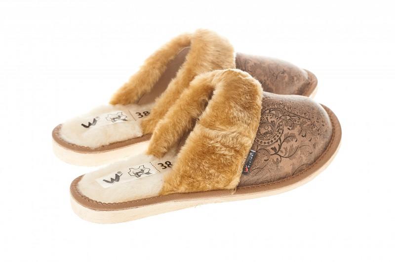 Pantofle damskie model 204 - 2