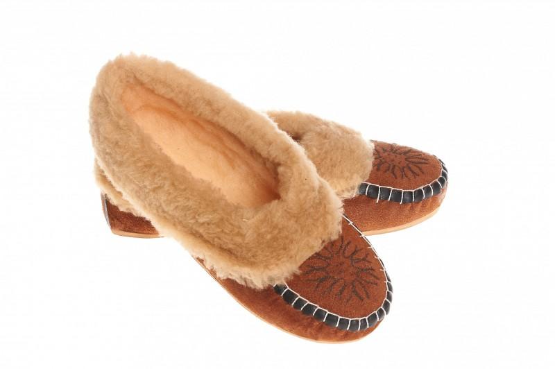 Pantofle damskie model 216 - 1