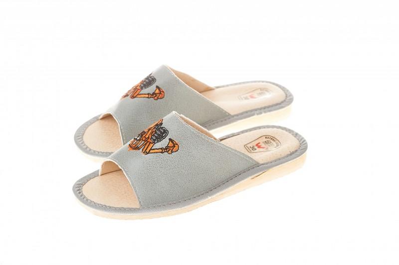 Pantofle dziecięce model 317 - 3