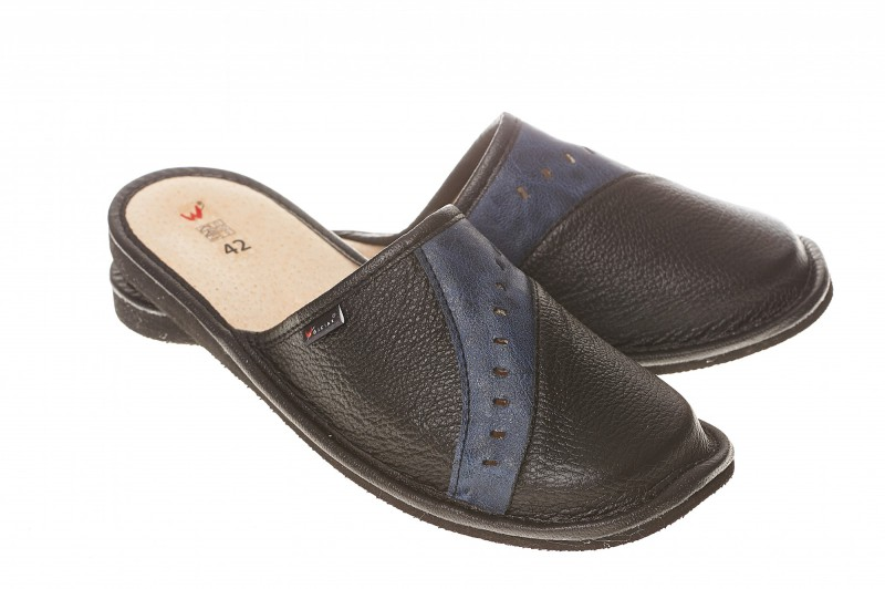 Pantofle męskie model 249 - 1