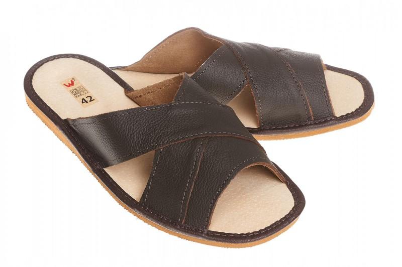 Pantofle męskie model 253 - 1