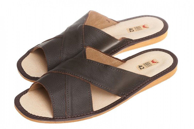 Pantofle męskie model 253 - 3
