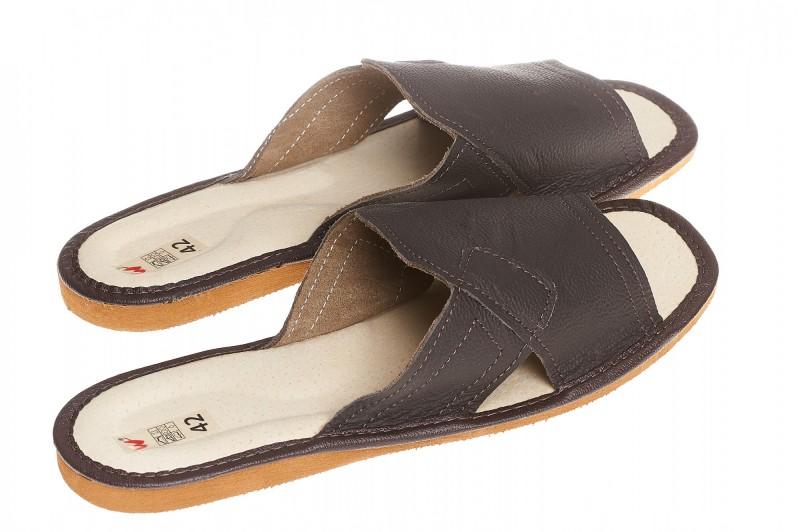 Pantofle męskie model 254 - 2