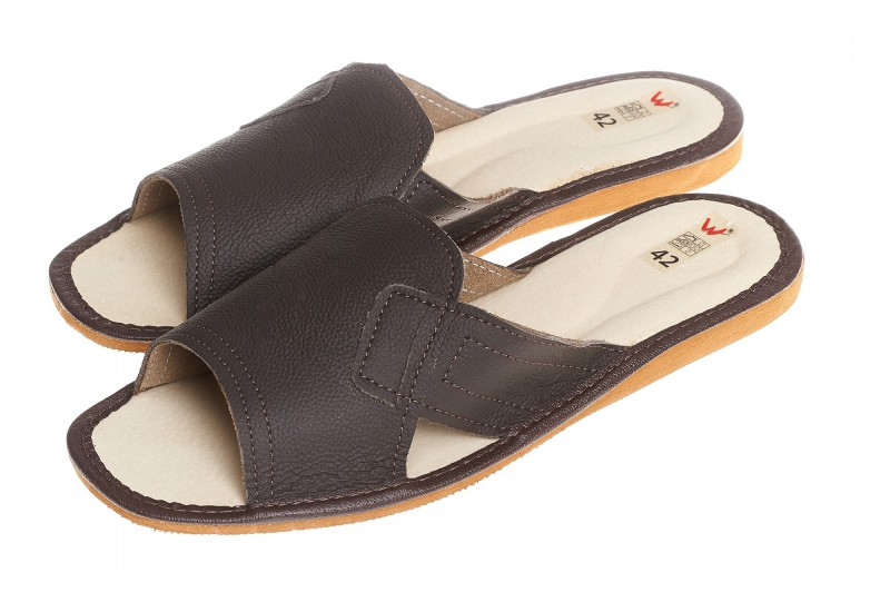 Pantofle męskie model 254 - 3