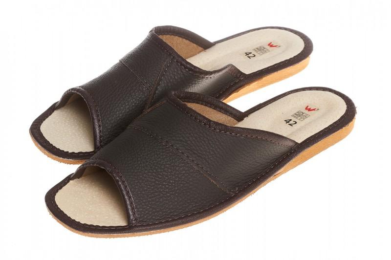 Pantofle męskie model 255 - 3