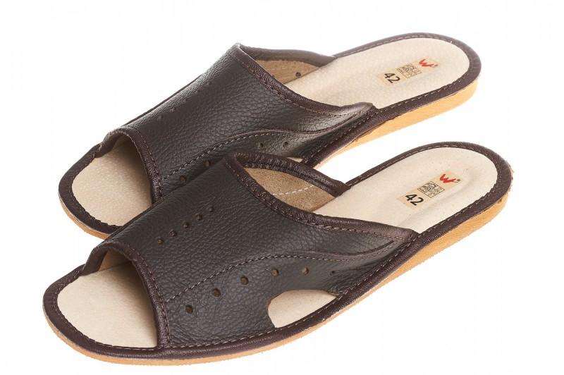 Pantofle męskie model 256 - 3