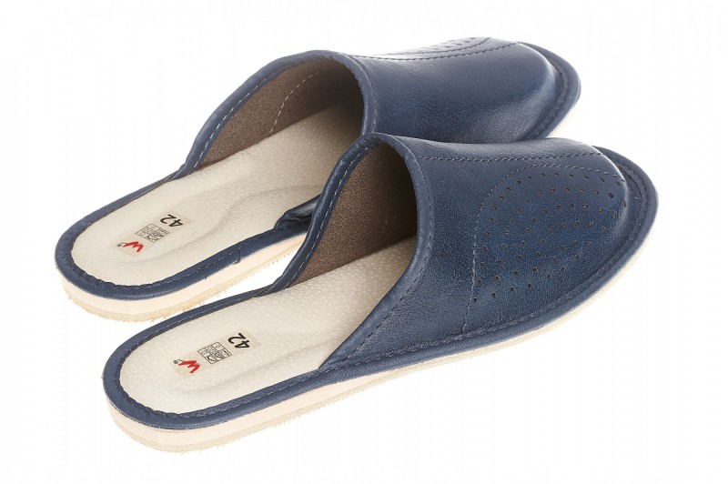 Pantofle męskie model 258 - 2