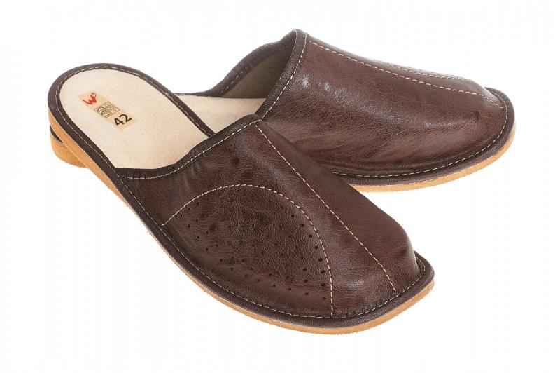 Pantofle męskie model 259 - 1