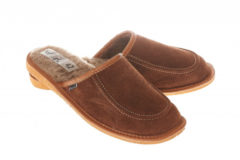 Pantofle męskie model 265 - 1