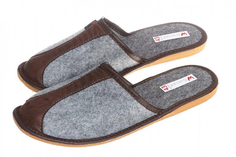 Pantofle męskie model 283 - 3