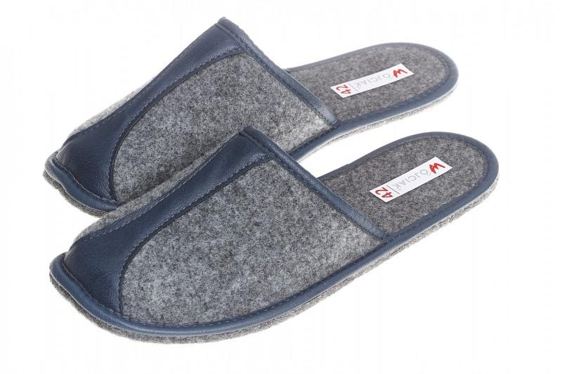 Pantofle męskie model 284 - 3