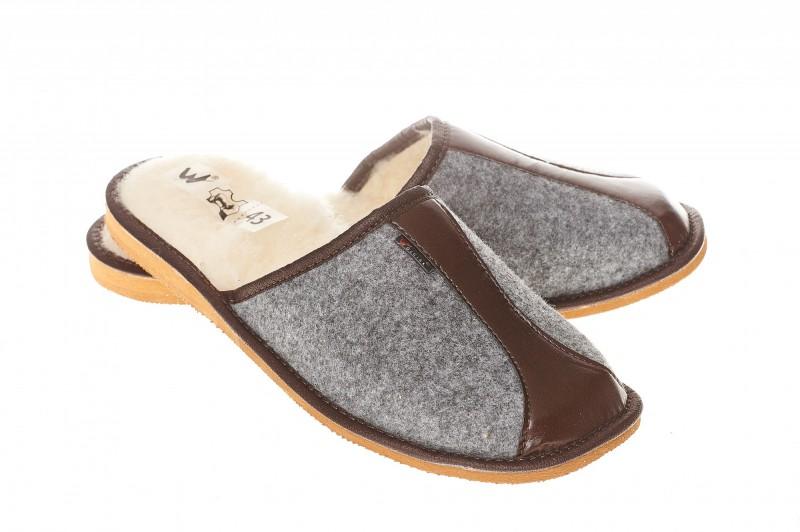 Pantofle męskie model 285 - 1