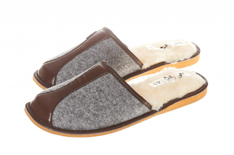 Pantofle męskie model 285 - 3