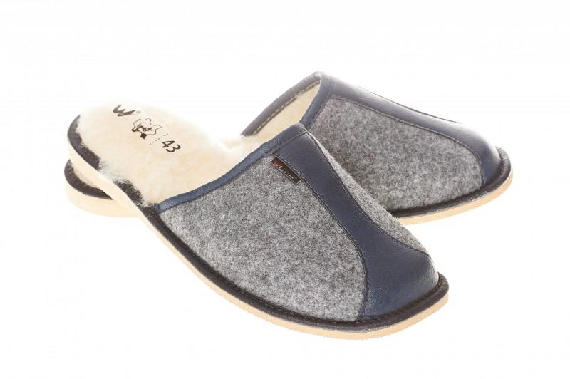 Pantofle męskie model 286 - 1