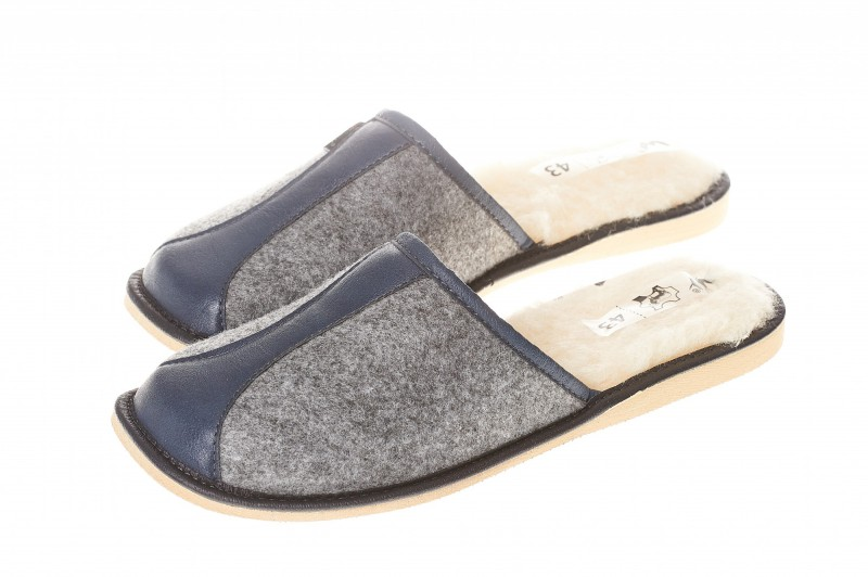 Pantofle męskie model 286 - 3