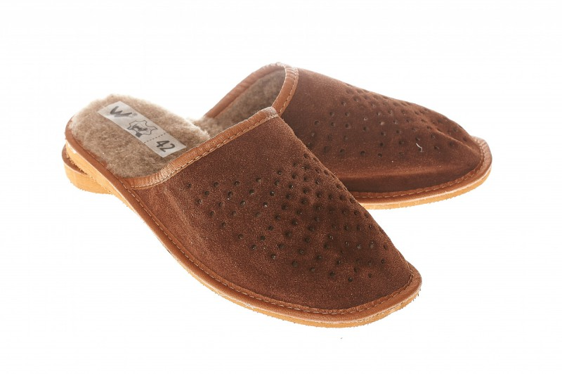 Pantofle męskie model 288 - 1